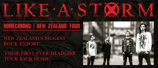 Homecoming - NZ Tour: CANCELLED
