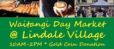 Waitangi Day Market