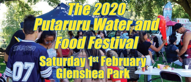 2020 Putaruru Water Festival