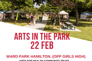 Arts In the Park 2020