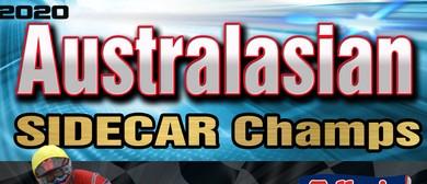 Talleys & GVI Logistics Australasian Sidecar Championship