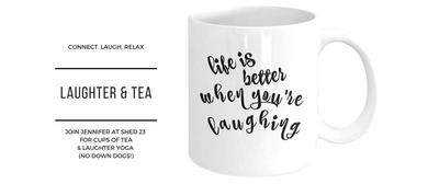 Laughter & Tea