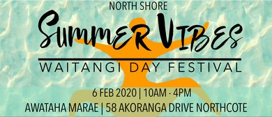 Summer Vibes North Shore Waitangi Day Festival