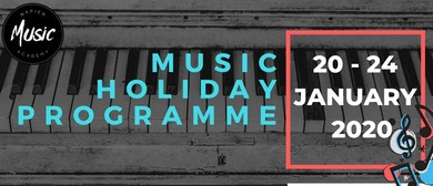 Music Holiday Programme