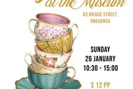High Tea at the Museum