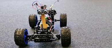 Self Driven Robo Car