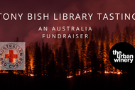 Tony Bish Library Tasting: An Australia Fundraiser