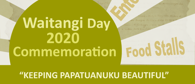 Waitangi Day Commemorations 2020