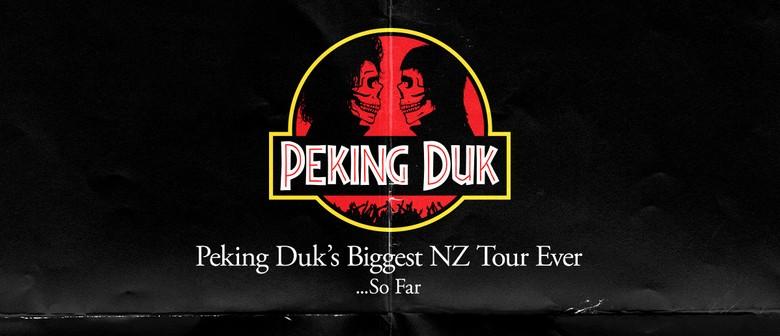 Peking Duk - Auckland - Eventfinda