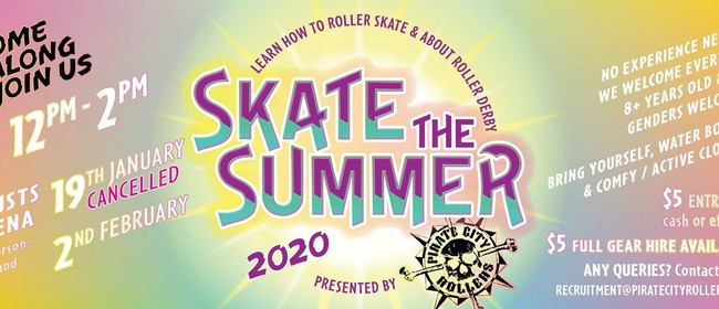 PCR Skate the Summer