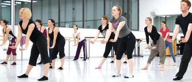Adult Jazz Dance Classes