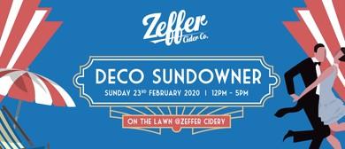 Zeffer Deco Sundowner - ADF20