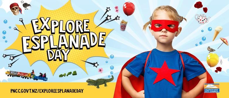 Explore Esplanade Day