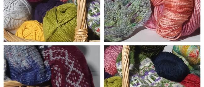 Knitting for Beginners Evening Classes