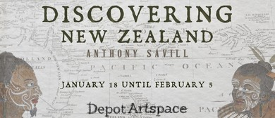 Discovering New Zealand: A History of Writing
