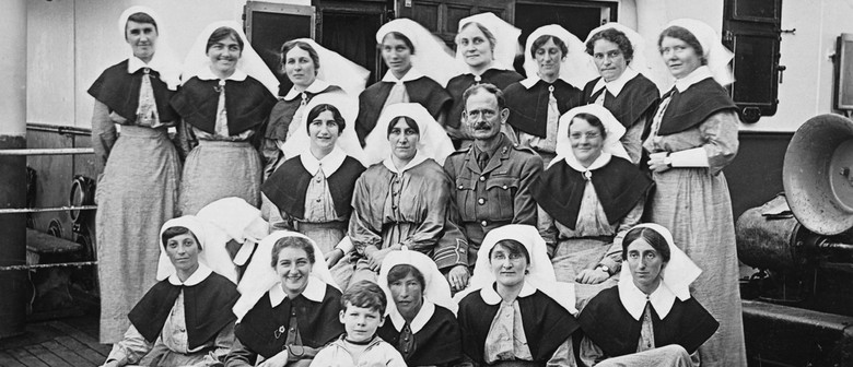 Remembering the Military Nurses with Iris Taylor: CANCELLED