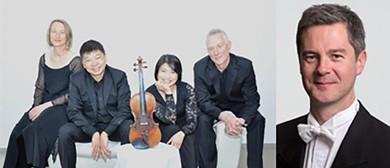 Christopher's Classics Concert 5: - Aroha Qtet & Robert Orr