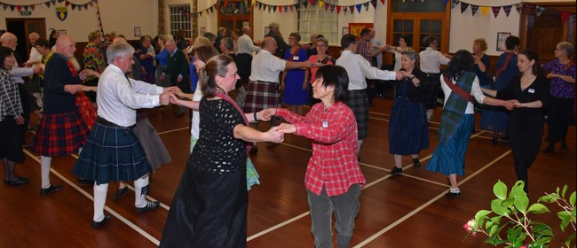 Scottish Country Dancing Beginners' Classes