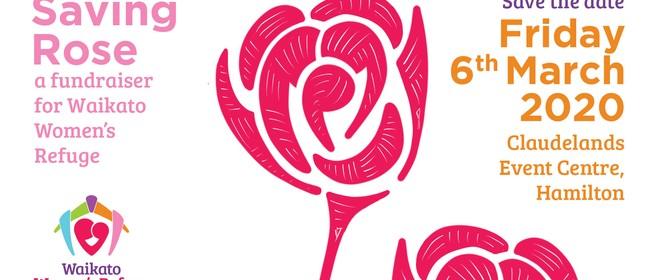 Saving Rose Gala Dinner Fundraiser