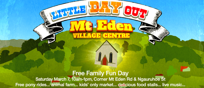 Little Day Out - Family Fun Day