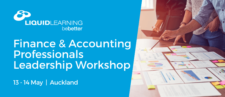 Finance & Accounting Professionals Leadership Workshop