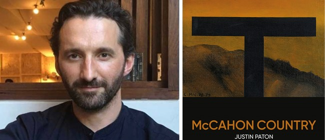 Justin Paton: McCahon Country