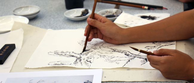 Workshop: Chinese Painting