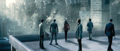 Inception - Sci-fi Friday