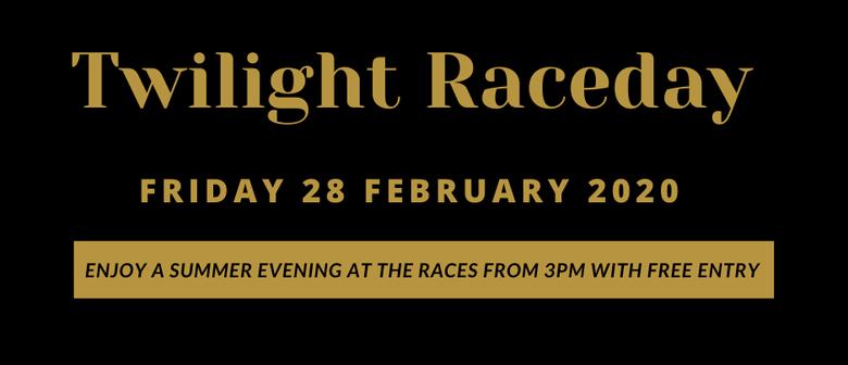 Twilight Raceday