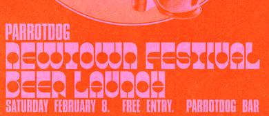 Parrotdog: Newtown Festival Beer Launch 2020