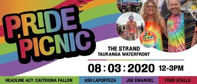 Tauranga Moana Pride Picnic