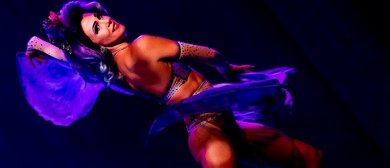 Burlesque Poses, Moves & Grooves with Lilly Loca