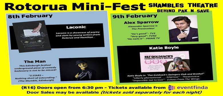 Rotorua Mini-Fest