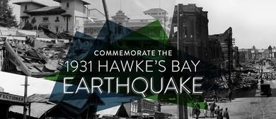 2020 Earthquake Commemoration