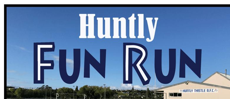 Huntly Fun Run and Walk