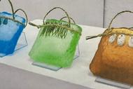 Teen 3D Visual Arts Design in Glass