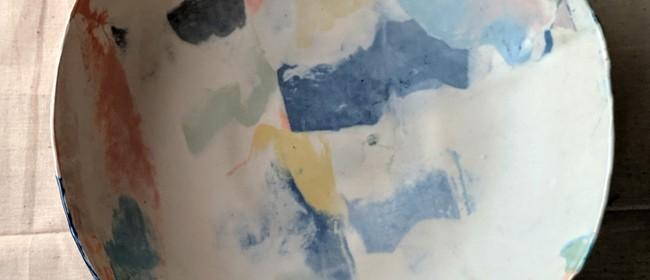 Nerikomi Workshop (Coloured Clay)