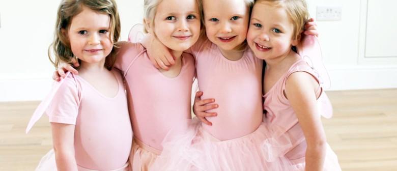 New Beginners Ballet Class