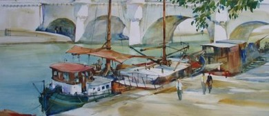 Advanced Watercolours