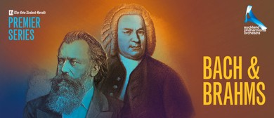 New Zealand Herald Premier Series: Bach & Brahms
