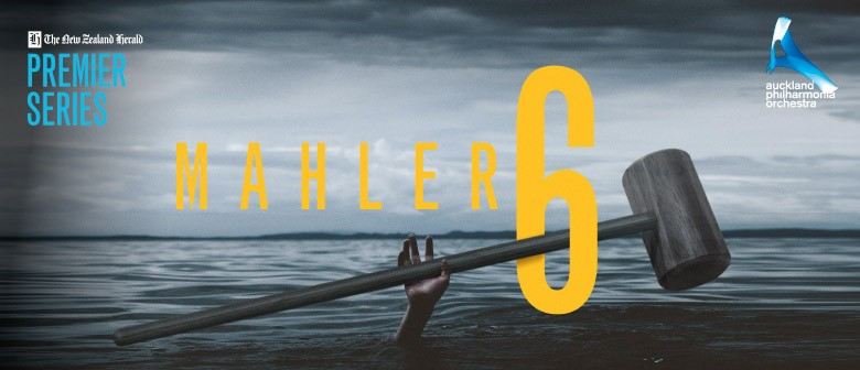 New Zealand Herald Premier Series: Mahler 6: CANCELLED