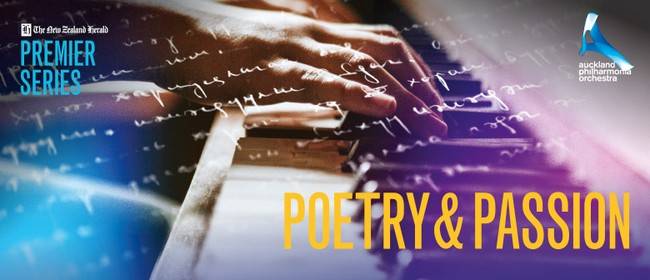 New Zealand Herald Premier Series: Poetry & Passion