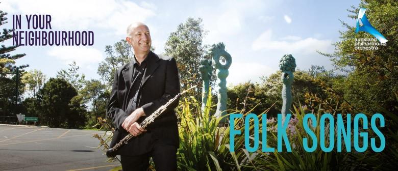 In Your Neighbourhood: Folk Songs: CANCELLED