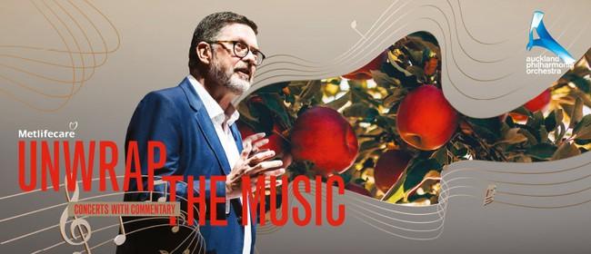 Metlifecare Unwrap the Music: Rossini's William Tell: CANCELLED