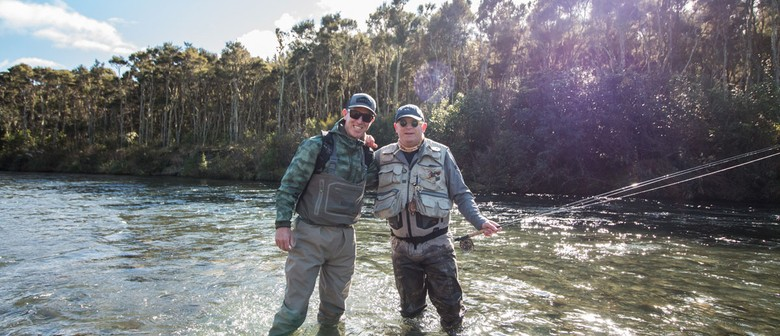 Huka Lodge Fly Fishing Event