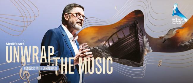Metlifecare Unwrap the Music: Britten's Four Sea Interludes: CANCELLED
