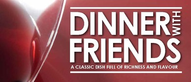 Dinner with Friends – A Pulitzer Prize Winning Drama: POSTPONED