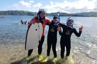 Whitireia Park Community Snorkelling Day