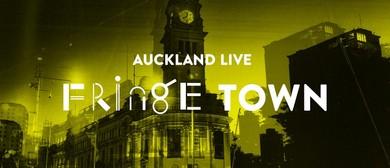 Auckland Live's Fringe Town