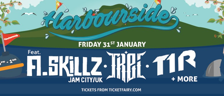 Harbourside ft A.Skillz, Trei, T1R + More: CANCELLED